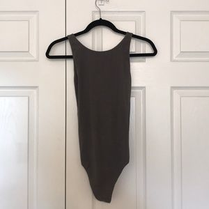Artizia Dark Grey Bodysuit